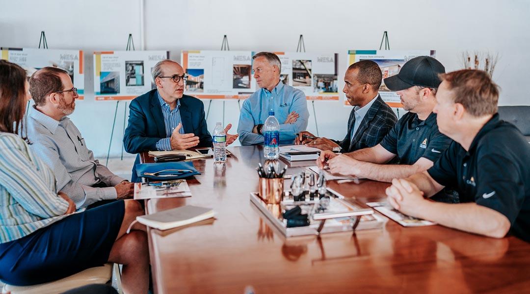 Mesa Meeting Caliber