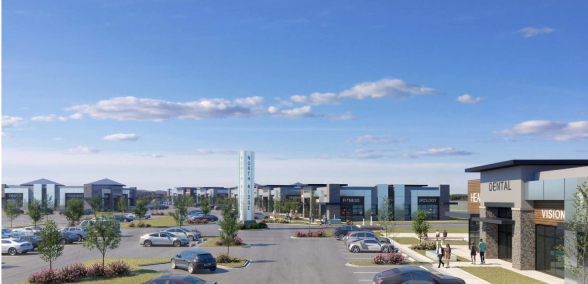 Opportunity Zone Example Image - Project in Development image