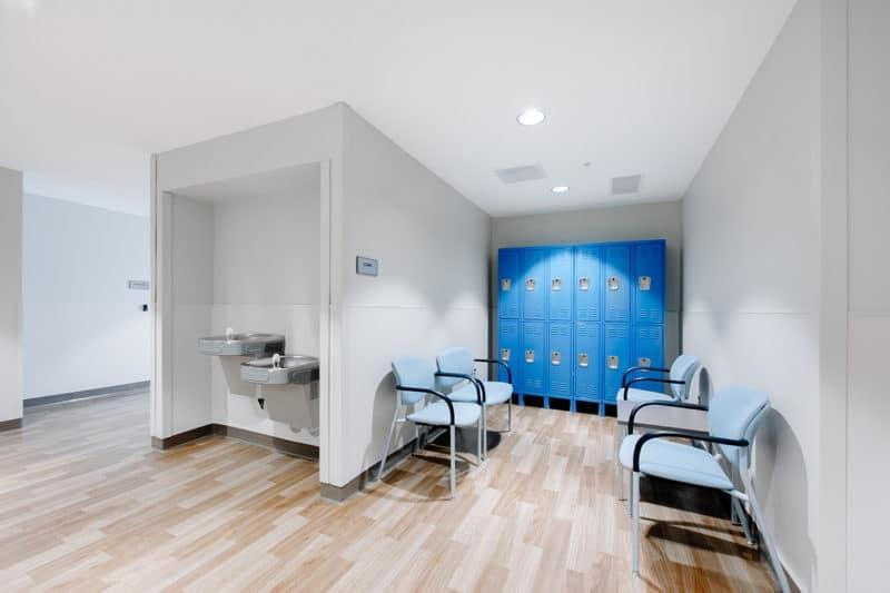 Phoenix Medical Psychiatric Hospital Lockers