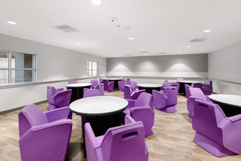 Phoenix Medical Psychiatric Hospital Meeting Area