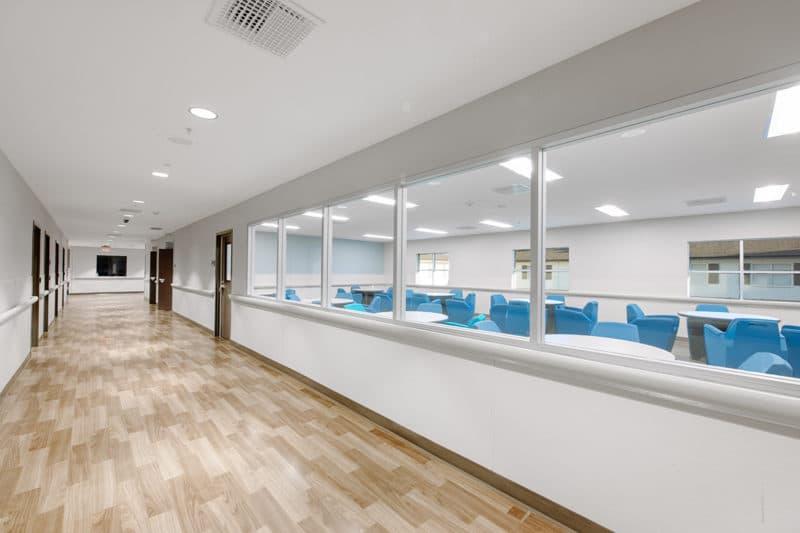 Phoenix Medical Psychiatric Hospital Hallway