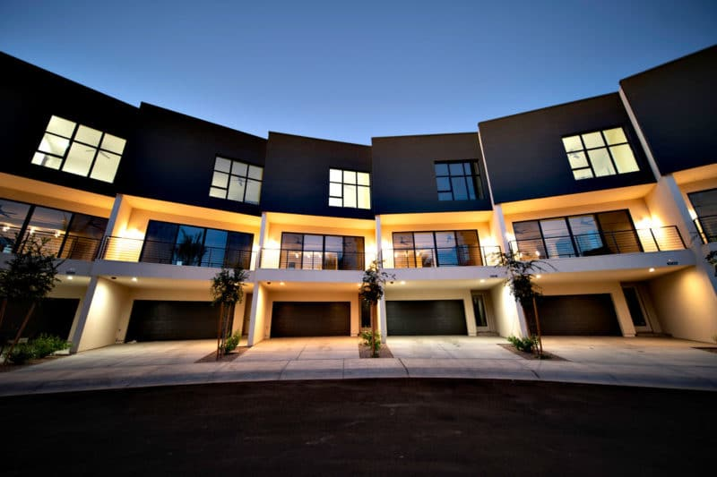 Eclipse Townhomes Exterior