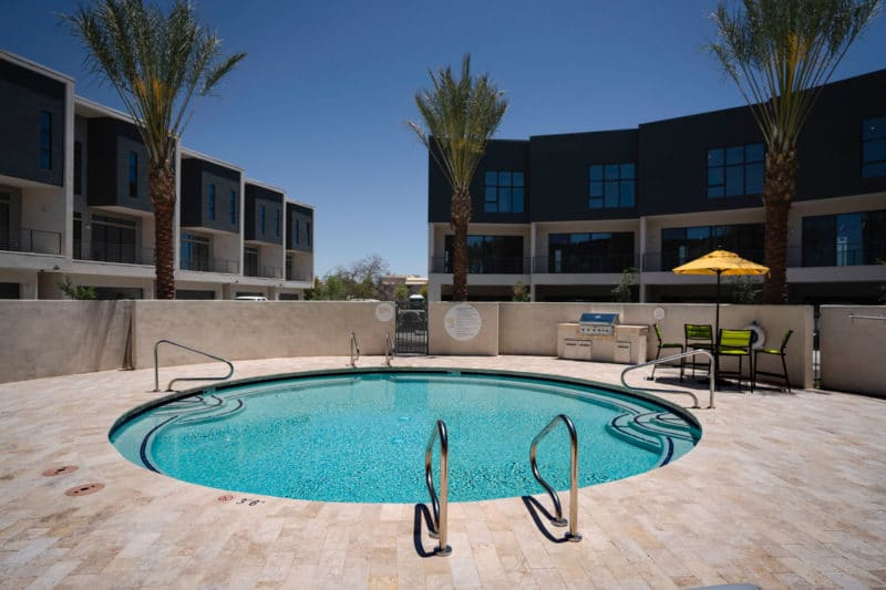 Eclipse Townhomes Outoor Pool