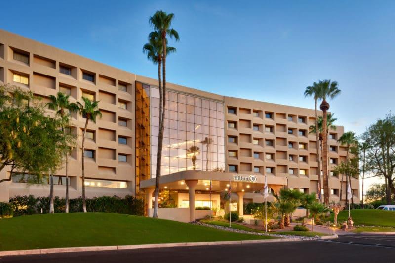 Hilton Tucson East Exterior