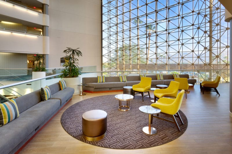 Hilton Tucson East Lobby