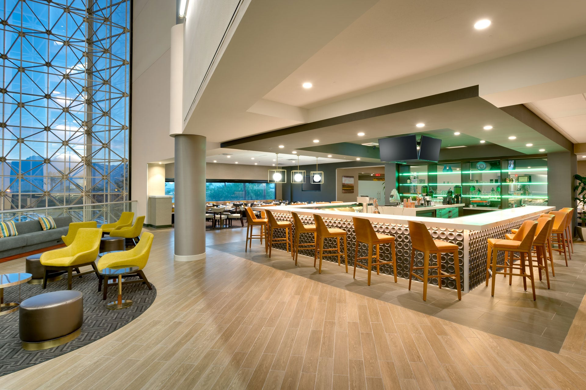 Hilton Tucson East Bar