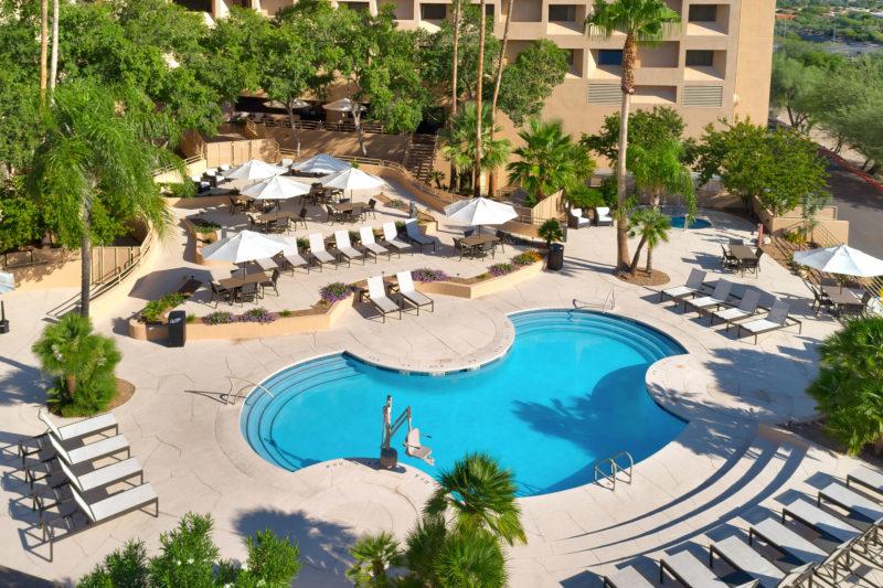Hilton Tucson East Pool