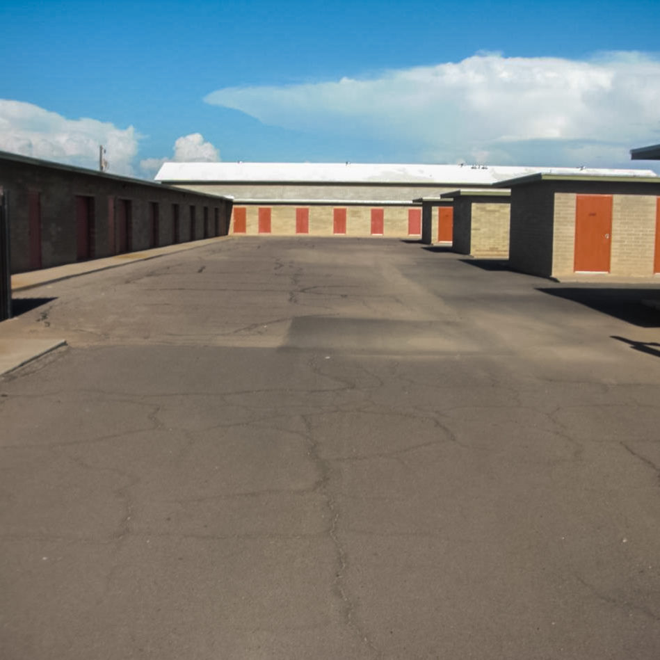 Casa Grande Self Storage Web
