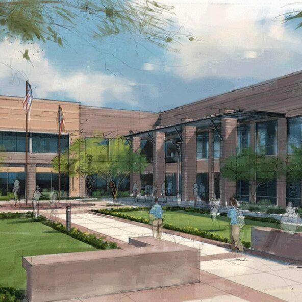 Rancho Solano School Rendering